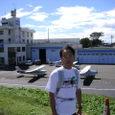 HONDAの飛行場
