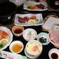 和倉温泉美湾荘の夕食