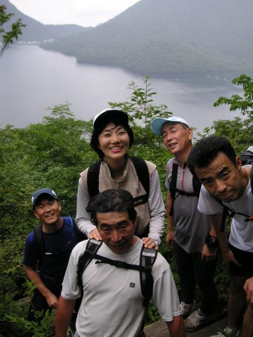 榛名湖を見下ろす絶景ポイント